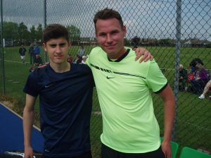 Rory Young and Paul Clark